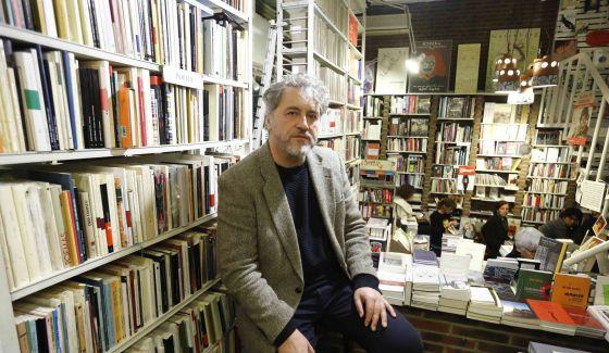 Manuel Rivas presenta su novela El Último Día de Terranova