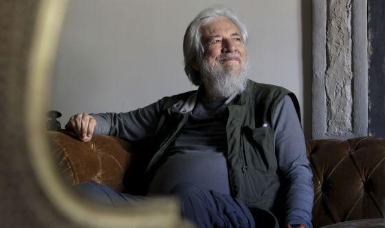 Claudio Naranjo, durante su estancia en Madrid.