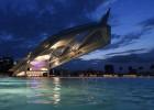 Calatrava cuelga sobre la bahía de Río de Janeiro su Museo del Mañana
