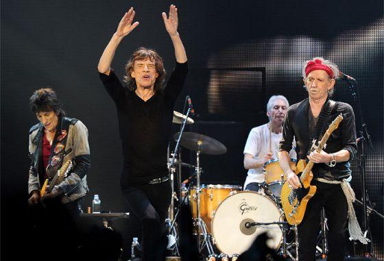 The Rolling Stones visitarán Colombia por primera vez en 2016