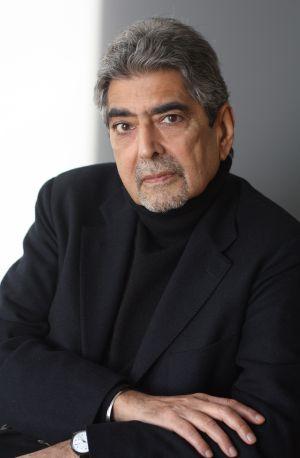 Sonny Mehta, director editorial del sello estadounidense Knopf desde 1987.