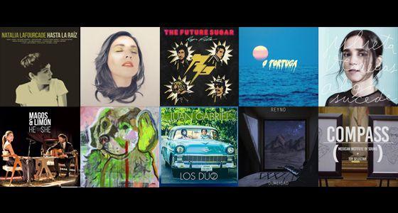 Los mejores discos mexicanos de 2015