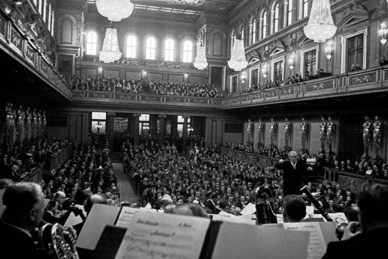 Concierto de Año Nuevo de 1954