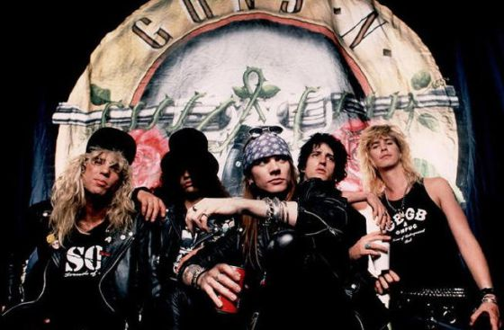 Vuelve Guns 'n' Roses
