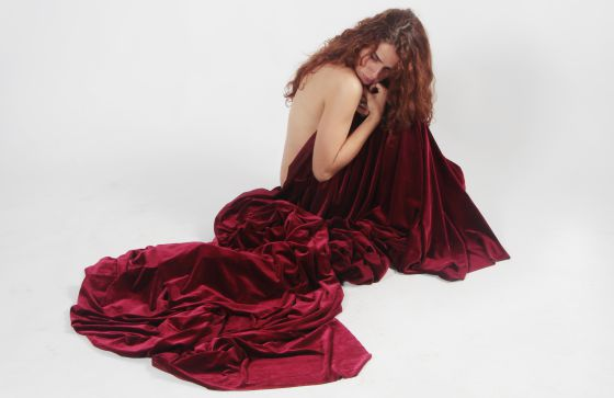 Lara Díez, en 'Anna Karenina'.