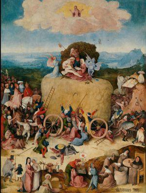 'El carro de heno', del Bosco.