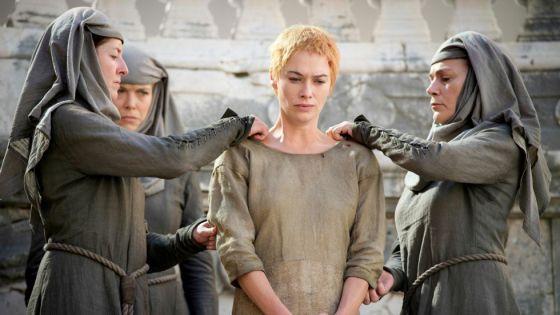 Una de las escenas de la última temporada de la serie.