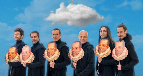 Imagen de promoción de Ron Lalá para 'Cervantina'.