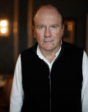 William Boyd, retratado en Madrid.