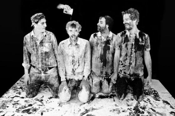 El grupo Niños Mutantes, en una imagen promocional.