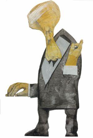 Pierre Boulez.