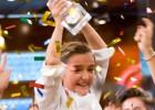 María gana la tercera edición de 'MasterChef Junior'