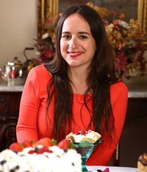 Maite Alberdi, directora de 'La once'