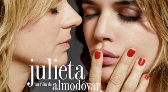 Cartel promocional de 'Julieta'.