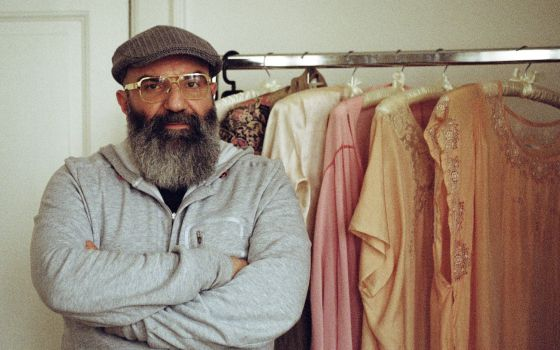 Paco Delgado, nominado al Oscar por mejor diseño de vestuario.