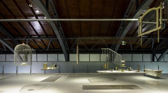 Exposición de Martín Soto Climent en el Museo del Chopo.