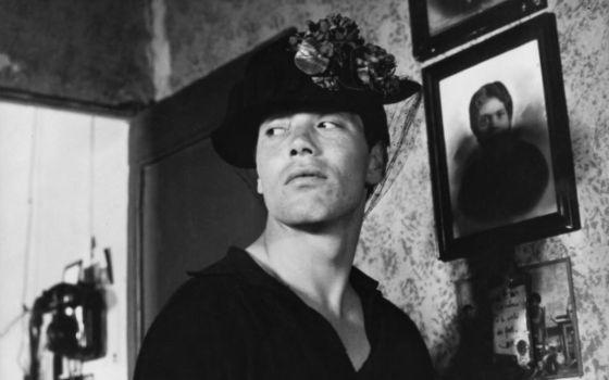 Franco Citti en 'Accatone'.