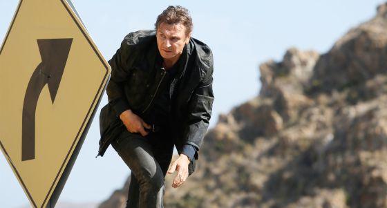Liam Neeson, en 'V3nganza', la pelìcula francesa más taquillera en el mundo en 2015.