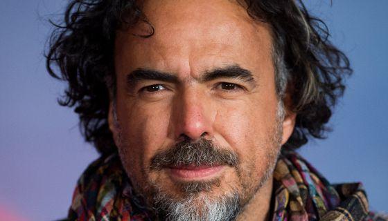 Alejandro González Iñárritu, en Londres.