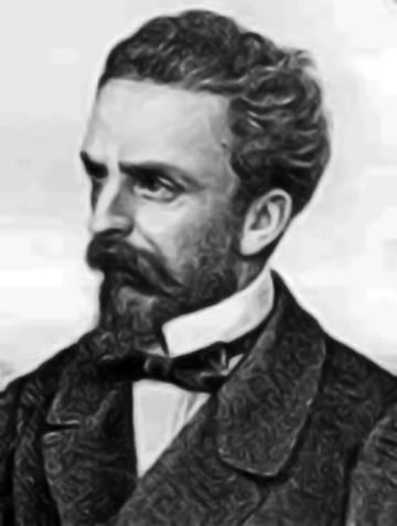 Roque Barcia, líder del levantamiento cantonal.