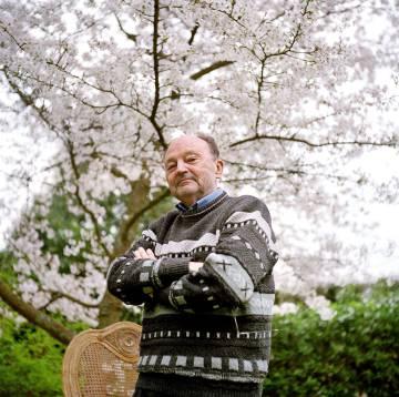 El escritor francés Michel Tournier.