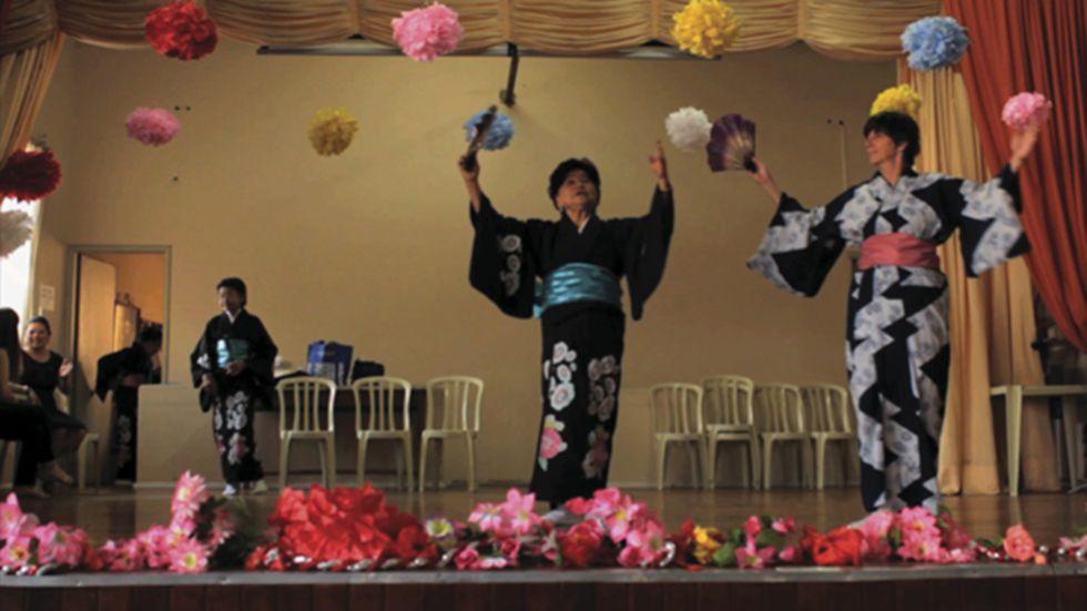 Baile Japonés.