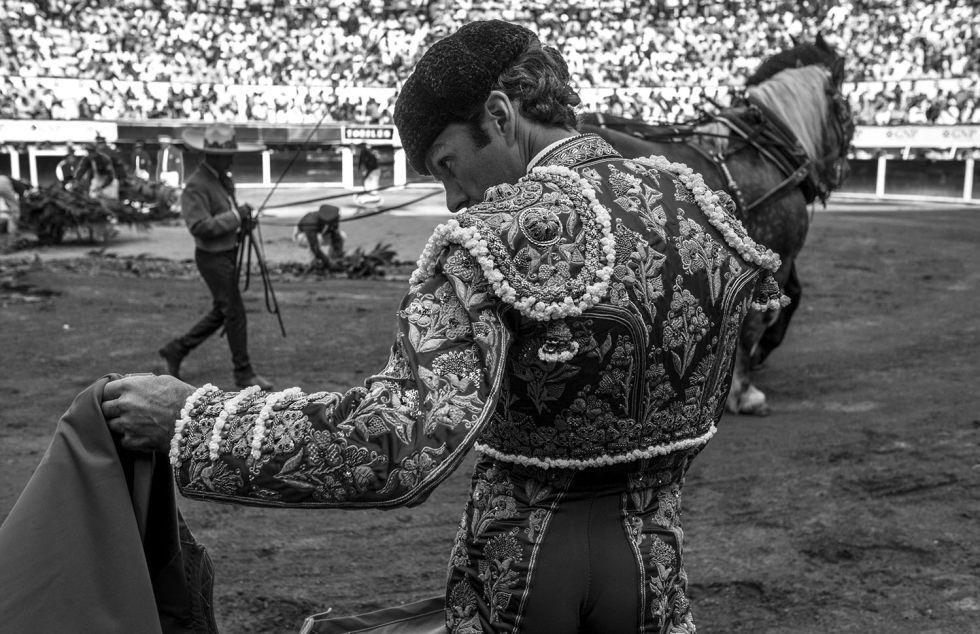 José Tomás, en su regreso a la plaza de Aguascalientes