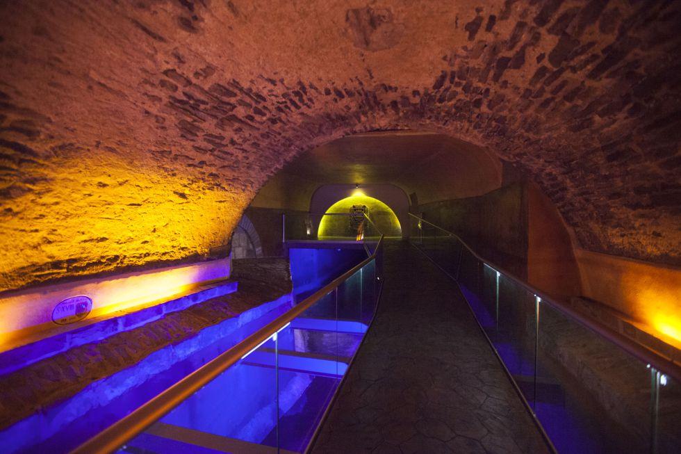 Los túneles que no existían en Puebla