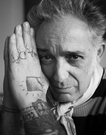 El fotógrafo Alberto García Alix.