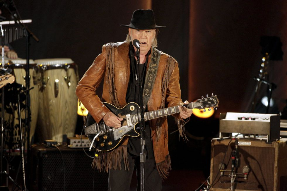 Neil Young encabeza Mad Cool