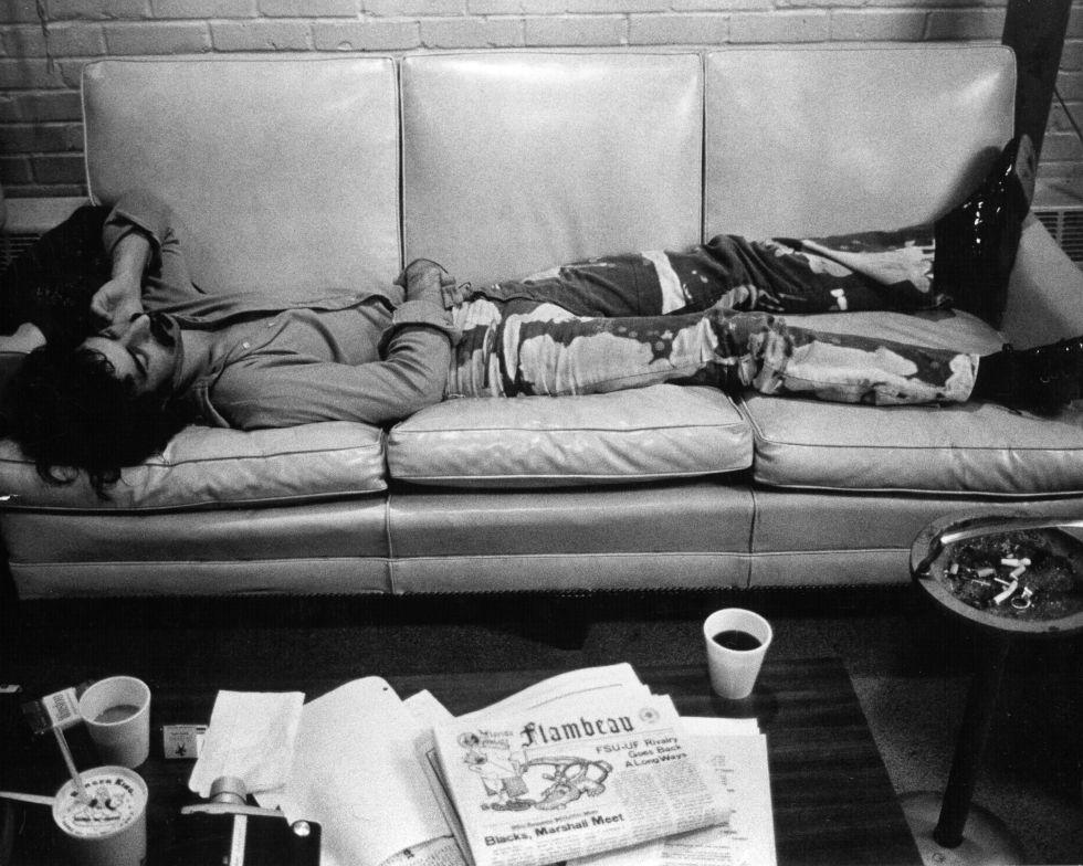 El músico Frank Zappa, en una imagen sin fechar tomada alrededor de los años setenta.