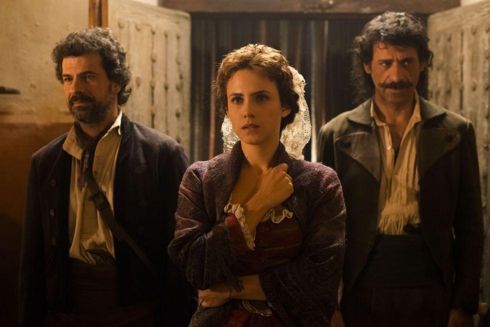 Las series españolas que vienen