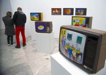 Revisión de Agustín Parejo School o los artistas anónimos de los ochenta