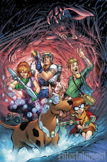 Scooby-Doo Apocalypse, de Jim Lee.