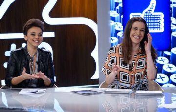 Cheona y Raquel Sánchez Silva, en 'Likes'.
