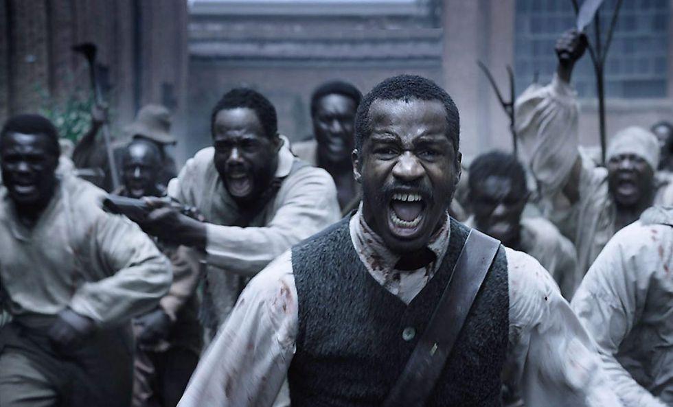 Fotograma de la película 'El nacimiento de una nación', de Nate Parker, que se ha exhibido en el festival de Sundance.