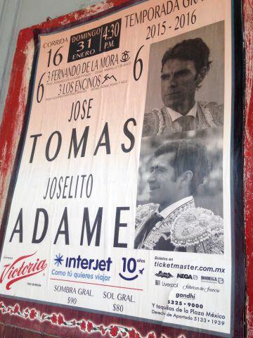 José Tomás en México