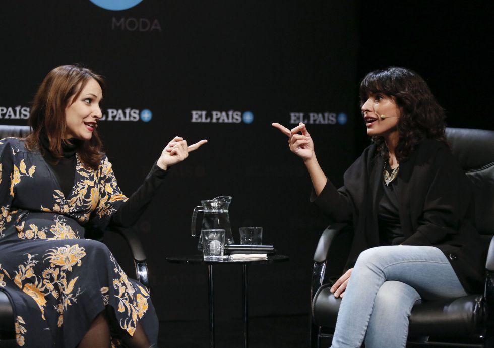 Paula Ortiz e Inma Cuesta