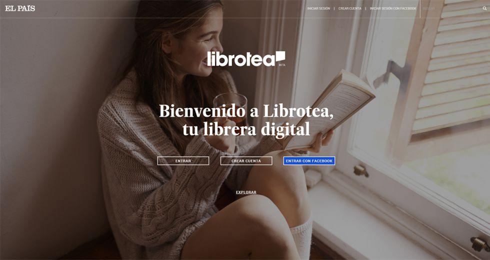 Nace Librotea, el recomendador de libros de EL PAÍS
