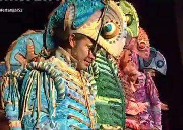 Selu y Ares, ganadores del Concurso del Carnaval de Cádiz