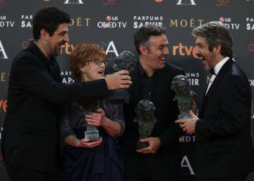 Así te contamos la gala de los Goya