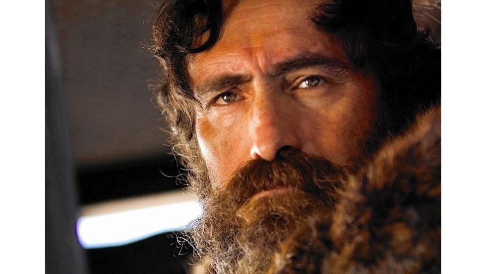Demián Bichir  en 'The hateful eight '