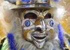 El carnaval boliviano de Oruro brilla en Venecia