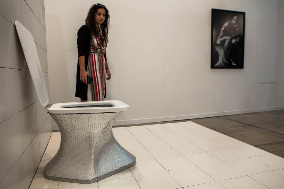 'El excusado', la obra de Yoshua Okón y Santiago Sierra.