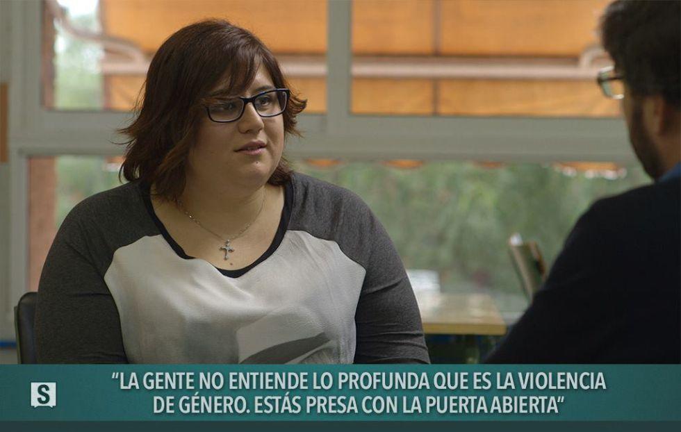 El testimonio de Marina en el programa de Salvados 'El machismo mata'