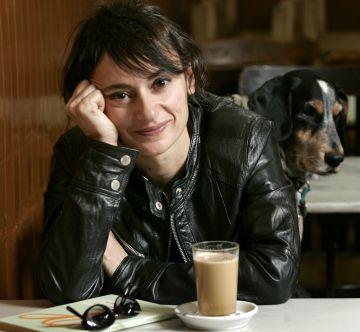Angélica Liddell en Madrid en 2007.