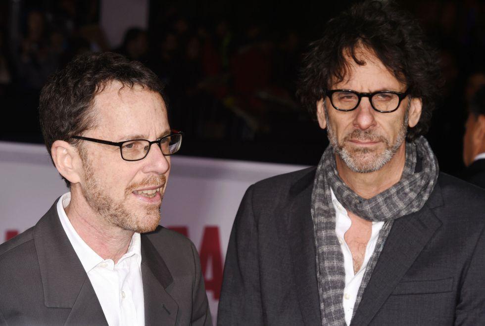 Los hermanos en la premiere de '¡Ave, César!' en EE UU. rn