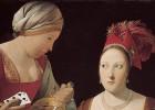 Una prostituta estrábica en el Prado