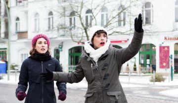 'Buscando el norte', ocho apellidos alemanes