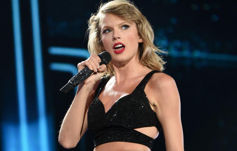 Taylor Swift tiene siete nominaciones.
